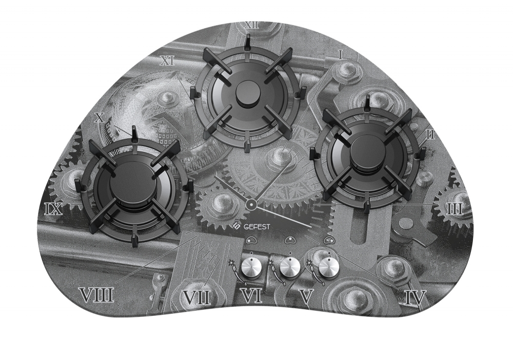 Панель варочная Гефест СН 2120 К1
