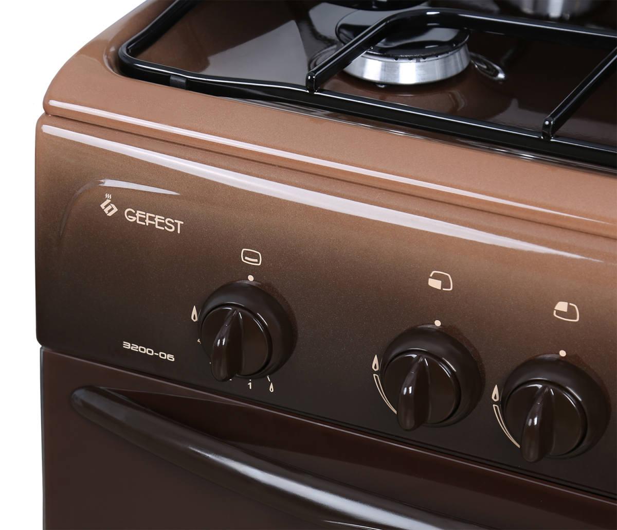 Газовая плита Гефест 3200-06 К43