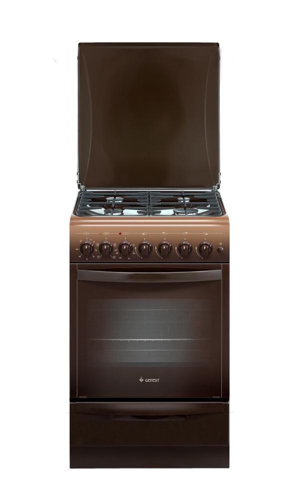 Газоэлектрическая плита Гефест 5102-02 0001