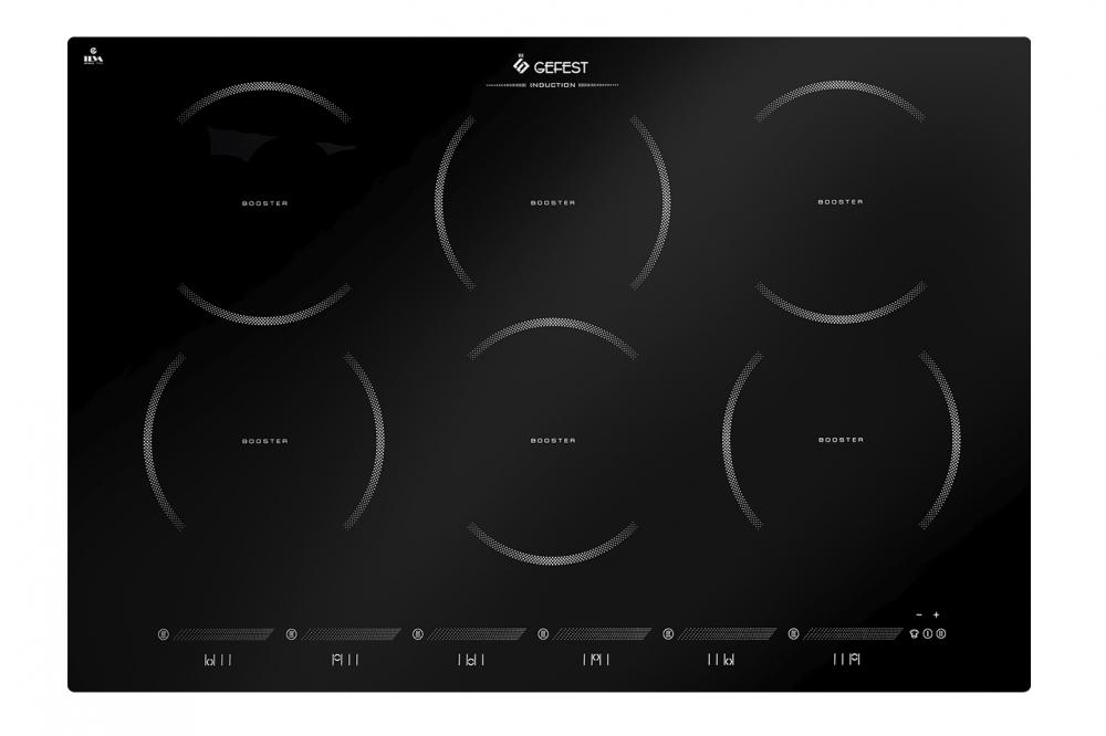 Индукционная варочная панель GEFEST ПВИ 4323