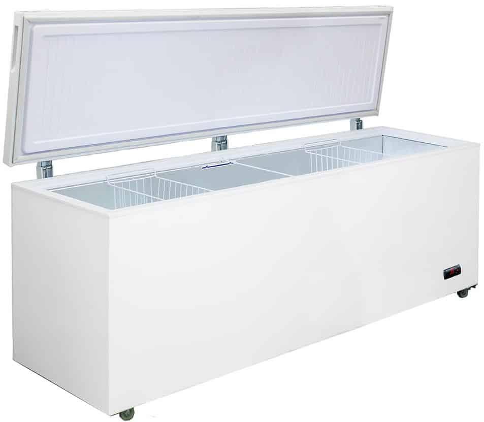 Морозильный ларь Бирюса 680 VDKY