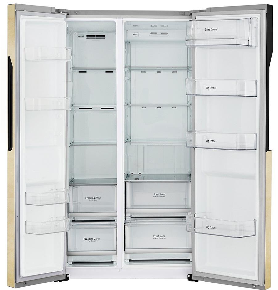 Холодильник LG GC-B247 JEUV