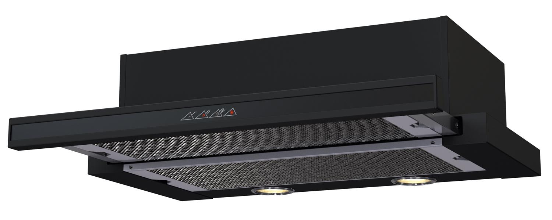 Встраиваемая вытяжка Kronasteel Kamilla Sensor 2M 600 black
