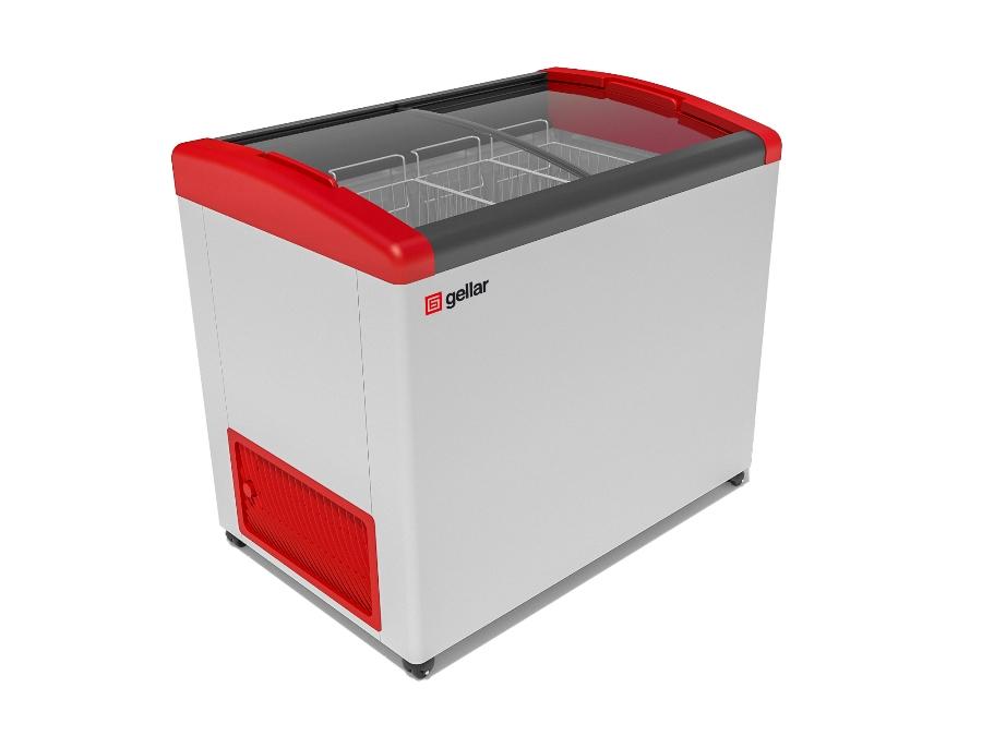 Ларь морозильный Frostor GELLAR FG 375 E
