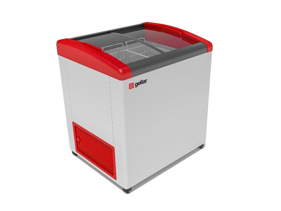 Ларь морозильный  FROSTOR GELLAR FG 275 E