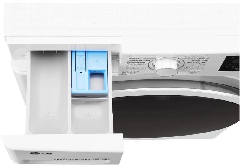 Стиральная машина LG F-2J6TN0W