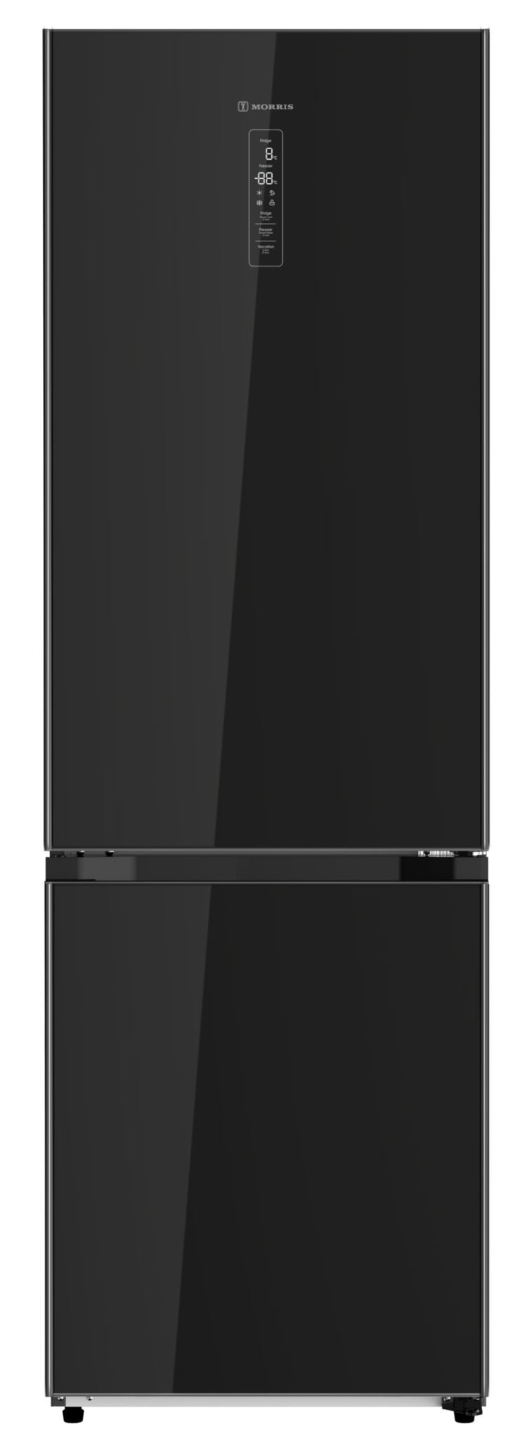 Холодильник KRAFT KF-MD410BGNF