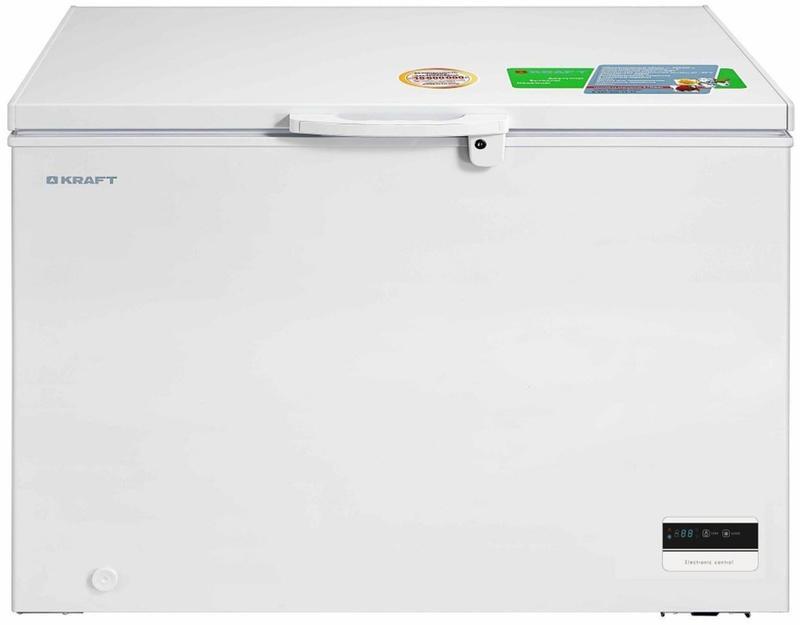 Морозильный ларь Kraft BD(W)-335BL