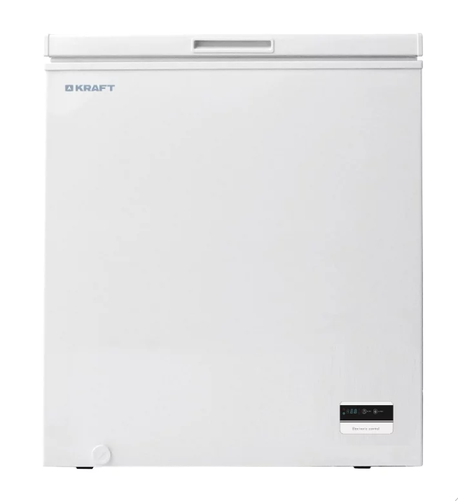 Морозильный ларь Kraft BD(W)-200BL