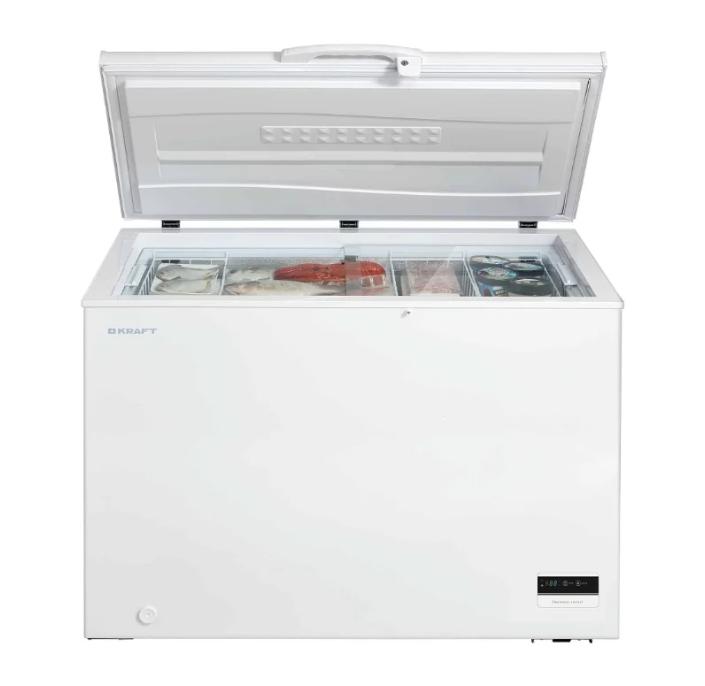 Морозильный ларь Kraft BD(W)-275BLG