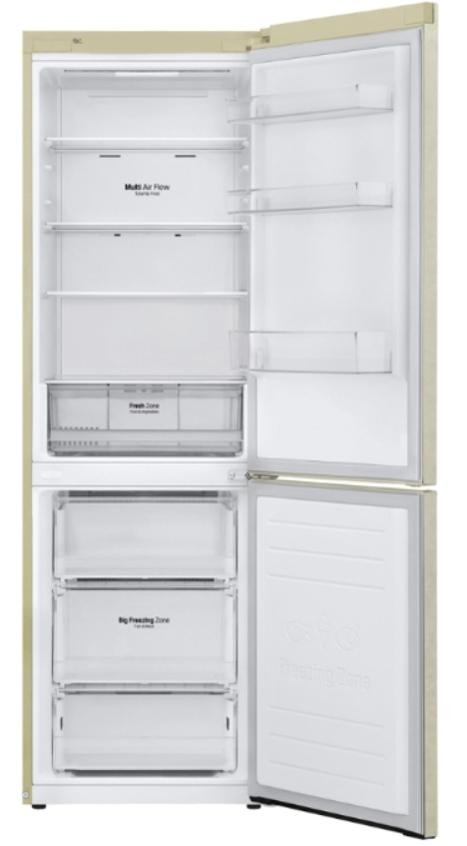 Холодильник LG DoorCooling+ GA-B459 SEKL