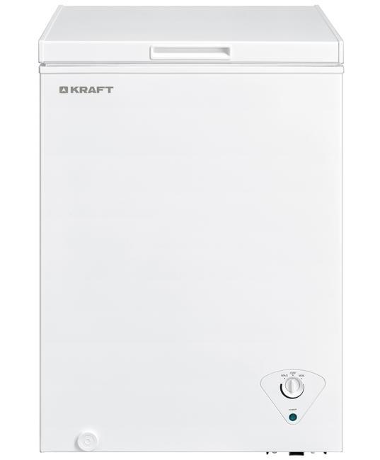 Морозильный ларь Kraft BD (W) 110 R белый