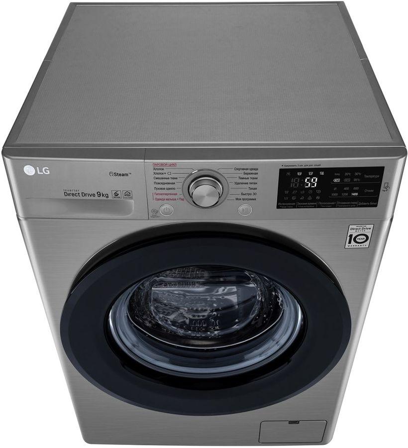Стиральная машина LG Steam F4M5VS6S