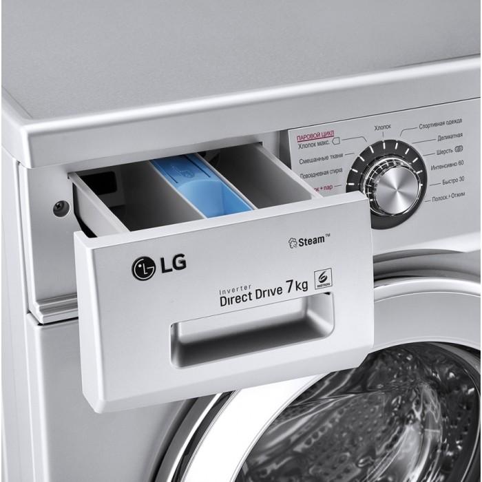 Стиральная машина LG F-1296HDS4