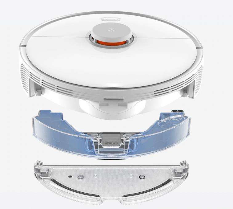 Робот-пылесос Roborock S5 MAX Global