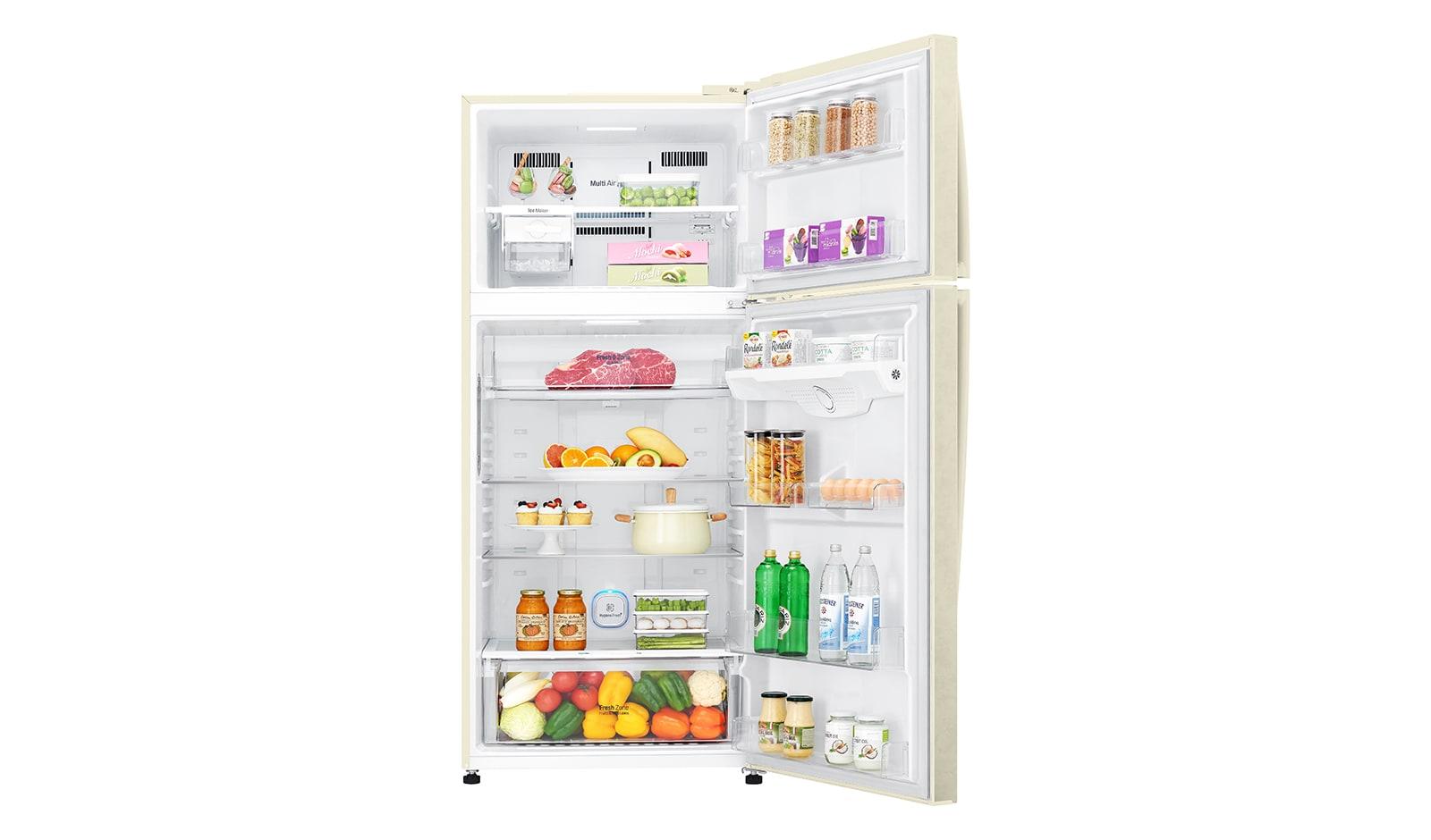 Холодильник LG GN-H702 HEHZ