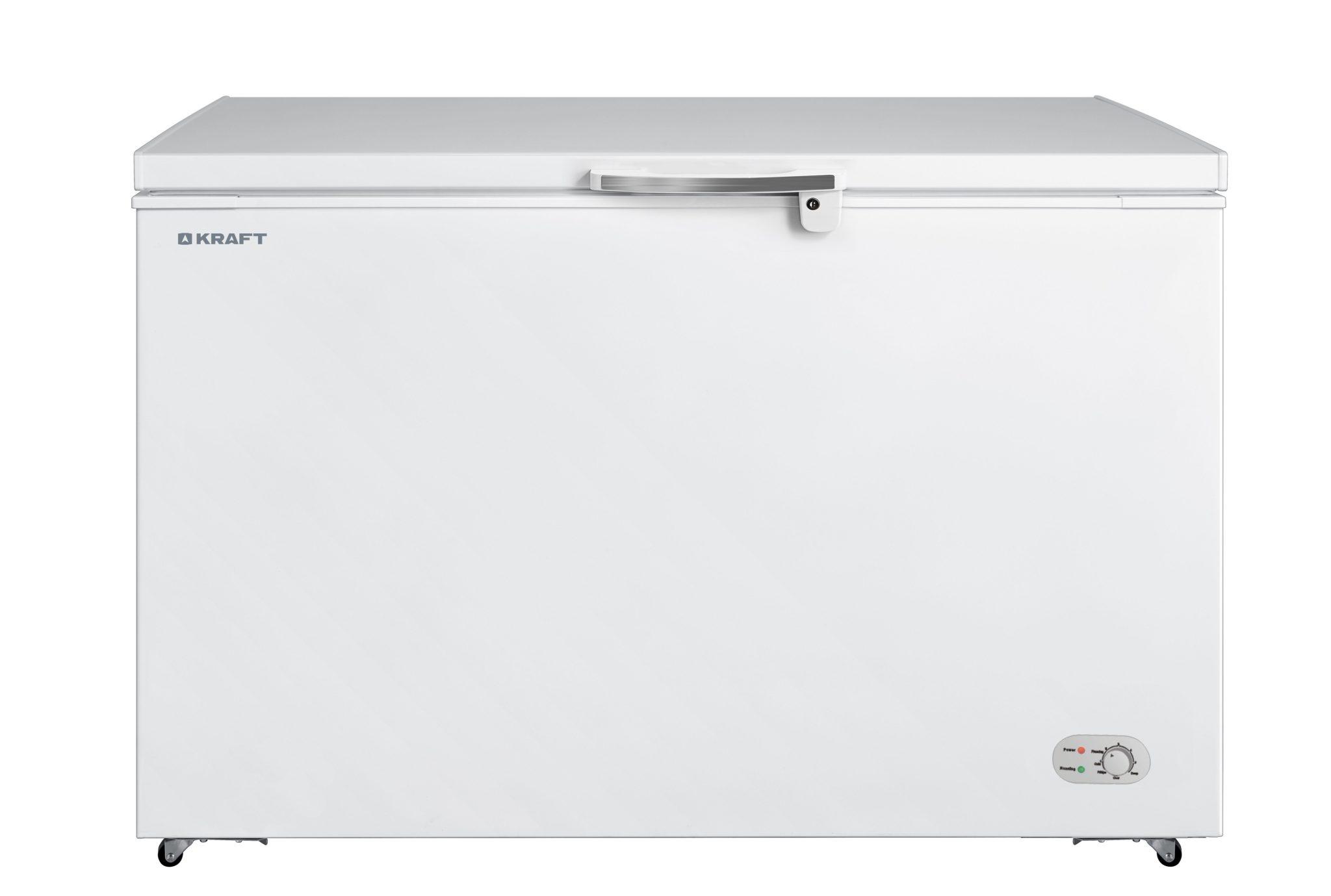 Морозильный ларь KRAFT BD (W)-435QX