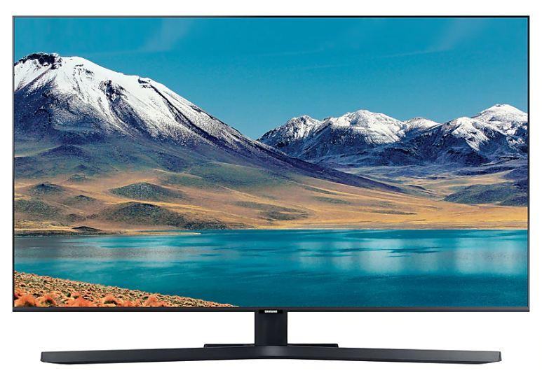 Телевизор Samsung UE43TU8500U 43″ (2020), черный