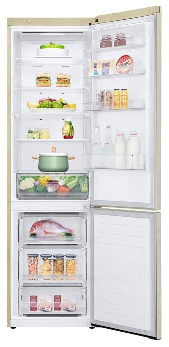 Холодильник LG DoorCooling+ GA-B509 MESL