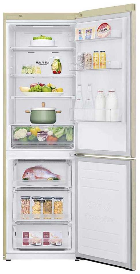 Холодильник LG DoorCooling+ GA-B459 MESL