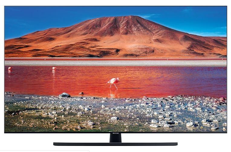 Телевизор Samsung UE50TU7500U 50″ (2020), серый титан