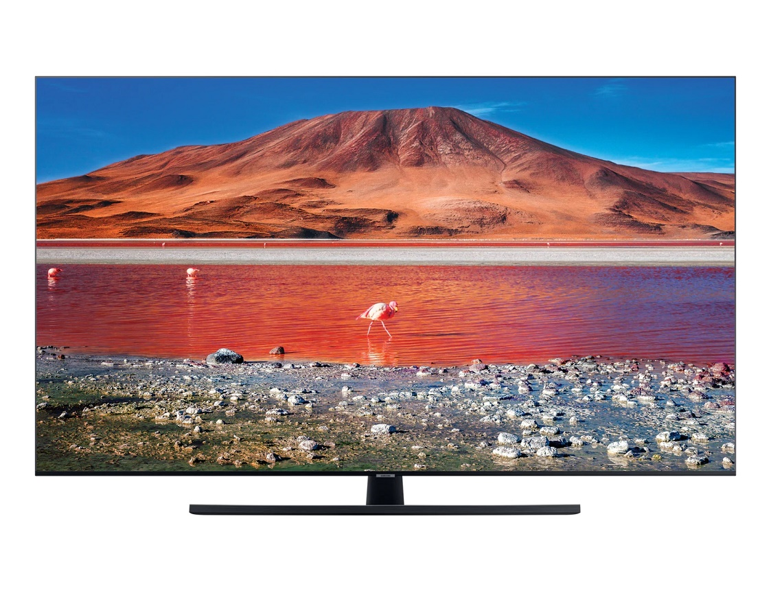 Телевизор Samsung UE75TU7500U 75″ (2020), серый титан
