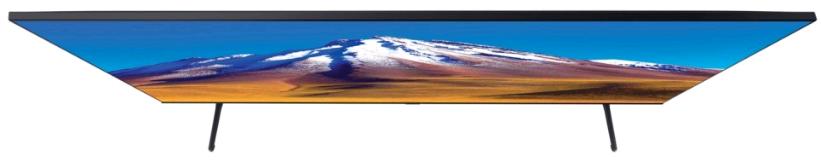 Телевизор Samsung UE50TU7090U 50″ (2020), черный/серебристый