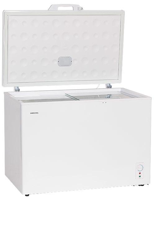 Морозильный ларь HIBERG PF 42L2GW