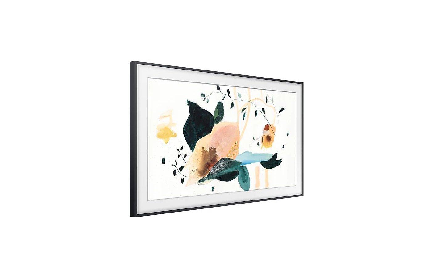 Телевизор QLED Samsung The Frame QE43LS03TAU 43″ (2020), черный уголь