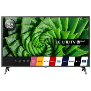 Телевизор LG 50UN80006 50″ (2020), темный титан