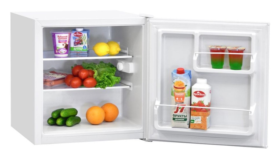 Холодильник NORDFROST NR 506 W