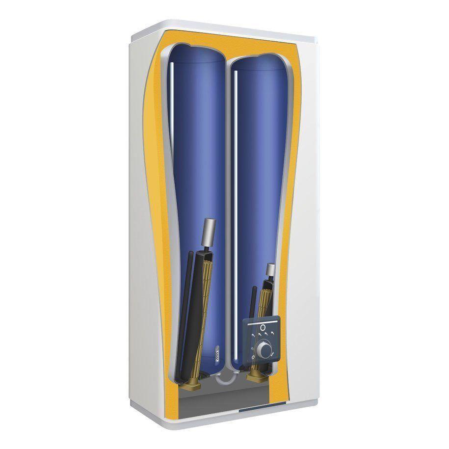 Накопительный электрический водонагреватель Atlantic Vertigo Steatite 100 WiFi