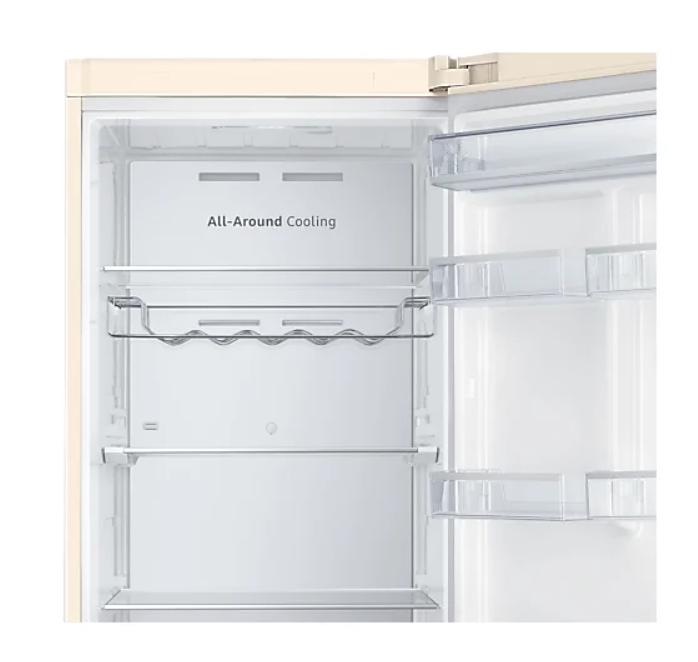 Холодильник Samsung RB37A5290EL/WT