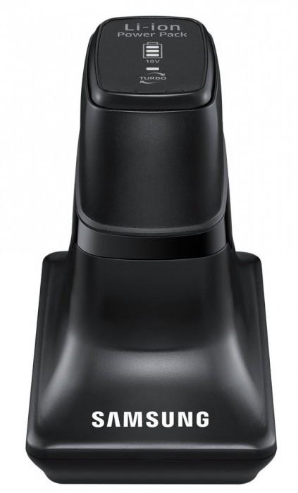 Пылесос Samsung VS60M6015KG, натуральный серый