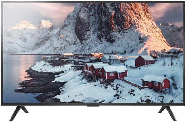 Телевизор TCL L43S6400 42.5″ (2019), черный
