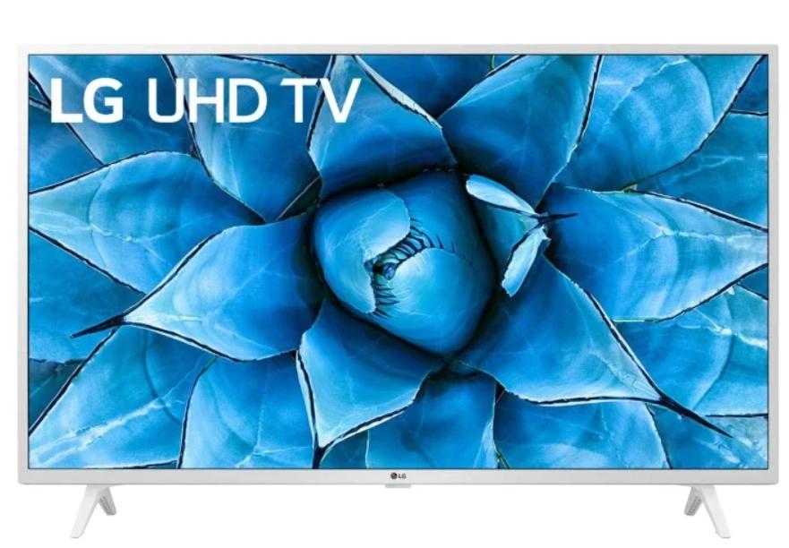 Телевизор LG 43UN73906LE 43″ (2020), белый