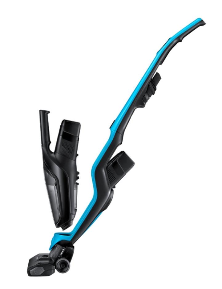 Пылесос Samsung VS60M6015KA, голубой