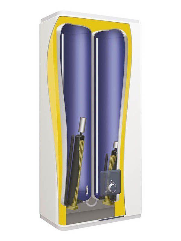 Накопительный электрический водонагреватель Atlantic Steatite Vertigo 80E