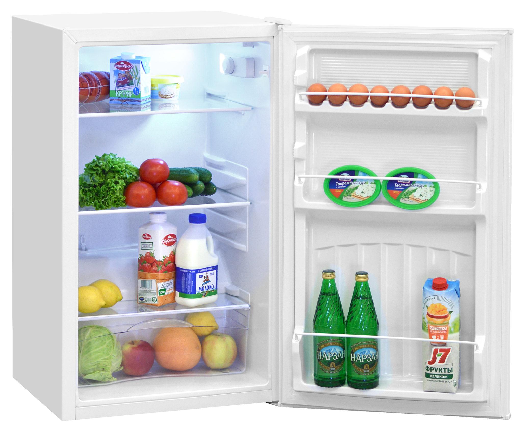 Холодильник NORDFROST NR 507 W