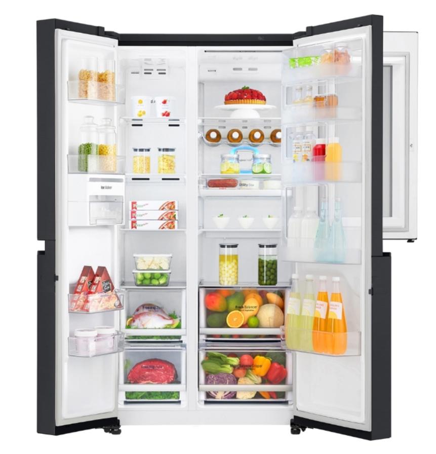 Холодильник LG DoorCooling+ GC-Q247CBDC