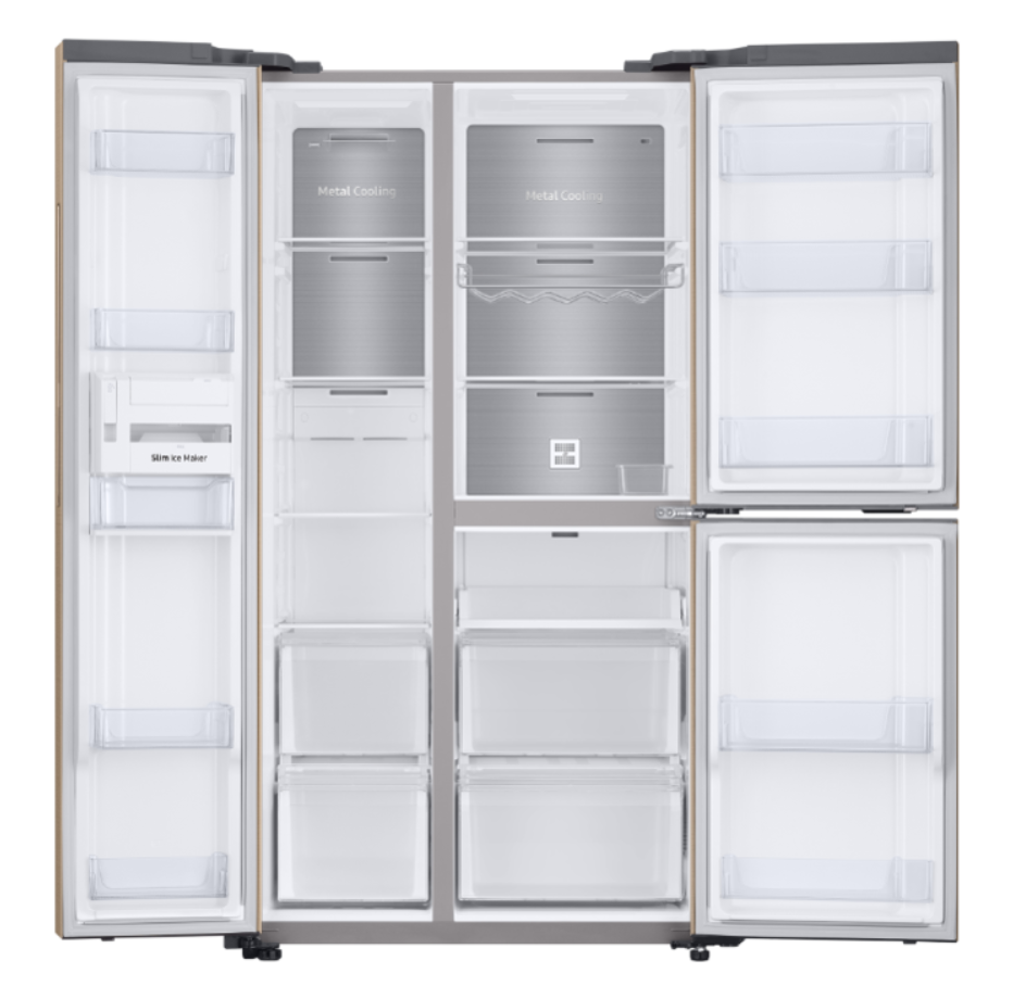 Холодильник Samsung RS63R5571F8