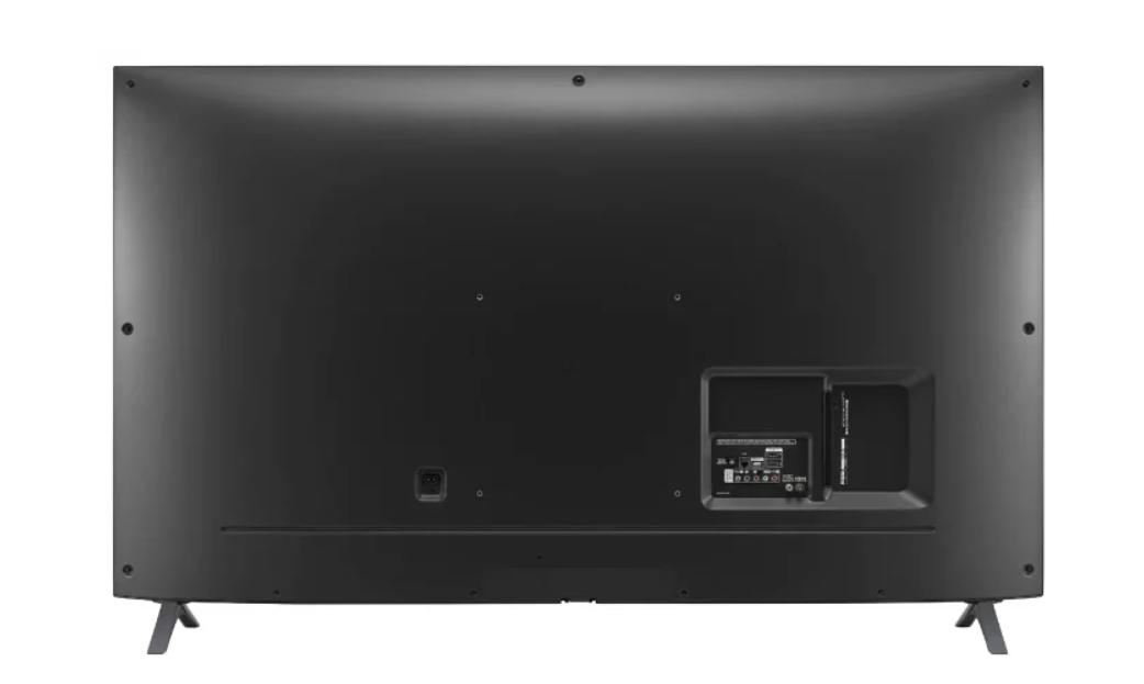 Телевизор LG 55UN80006 55″ (2020), темный титан