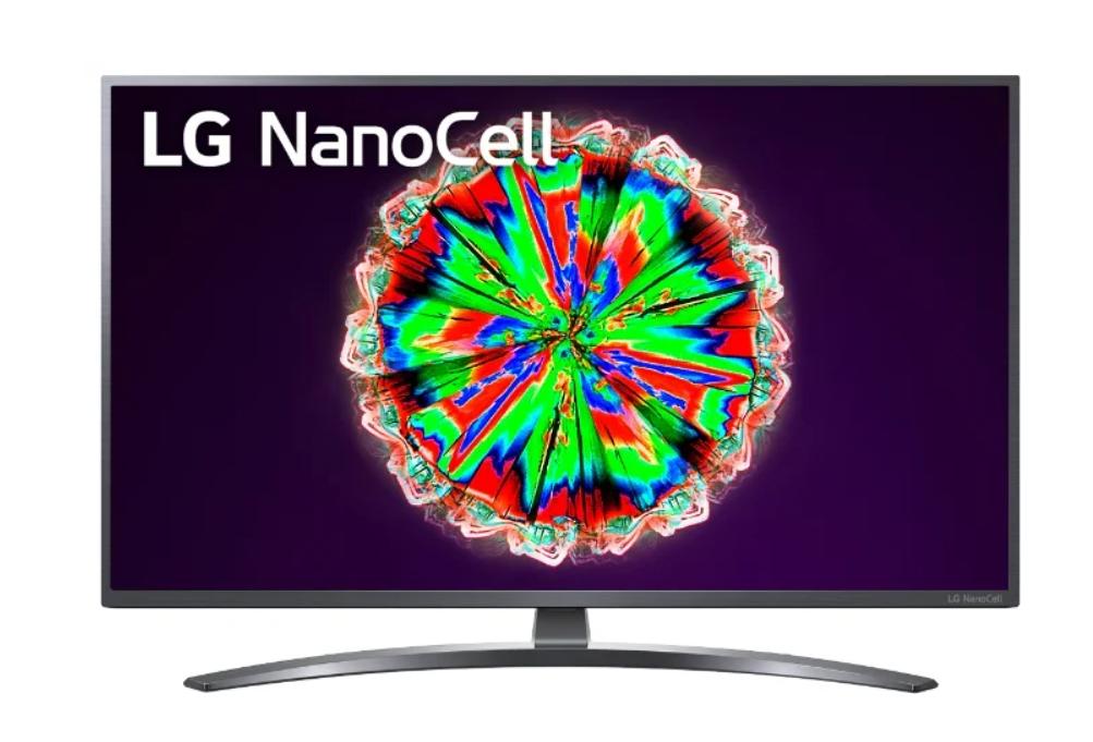 Телевизор NanoCell LG 65NANO796NF 65″ (2020), темный титан