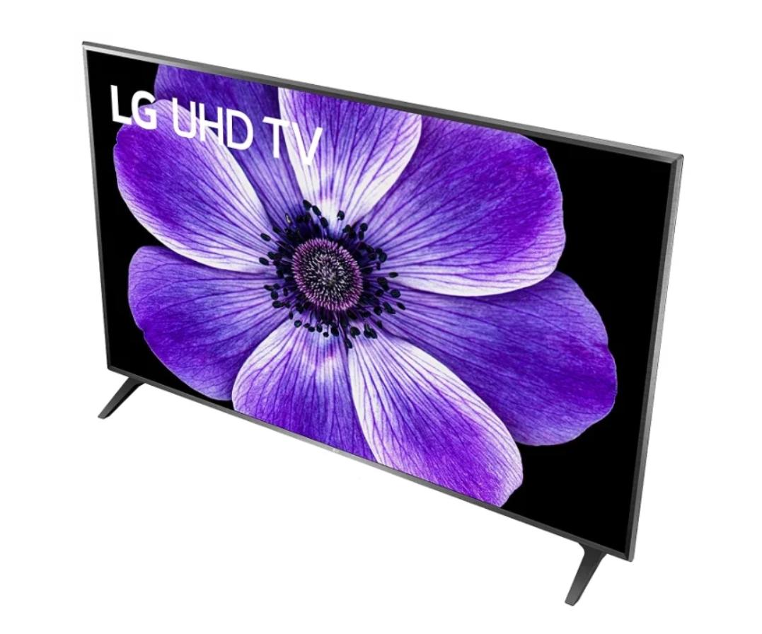 Телевизор LG 75UN71006LC 75″ (2020), черный