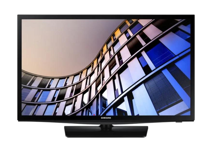 Телевизор Samsung UE24N4500AU 24″ (2018), черный
