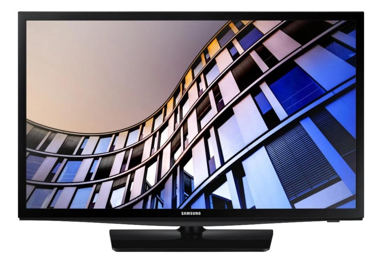 Телевизор Samsung UE28N4500AU 28″ (2018), черный