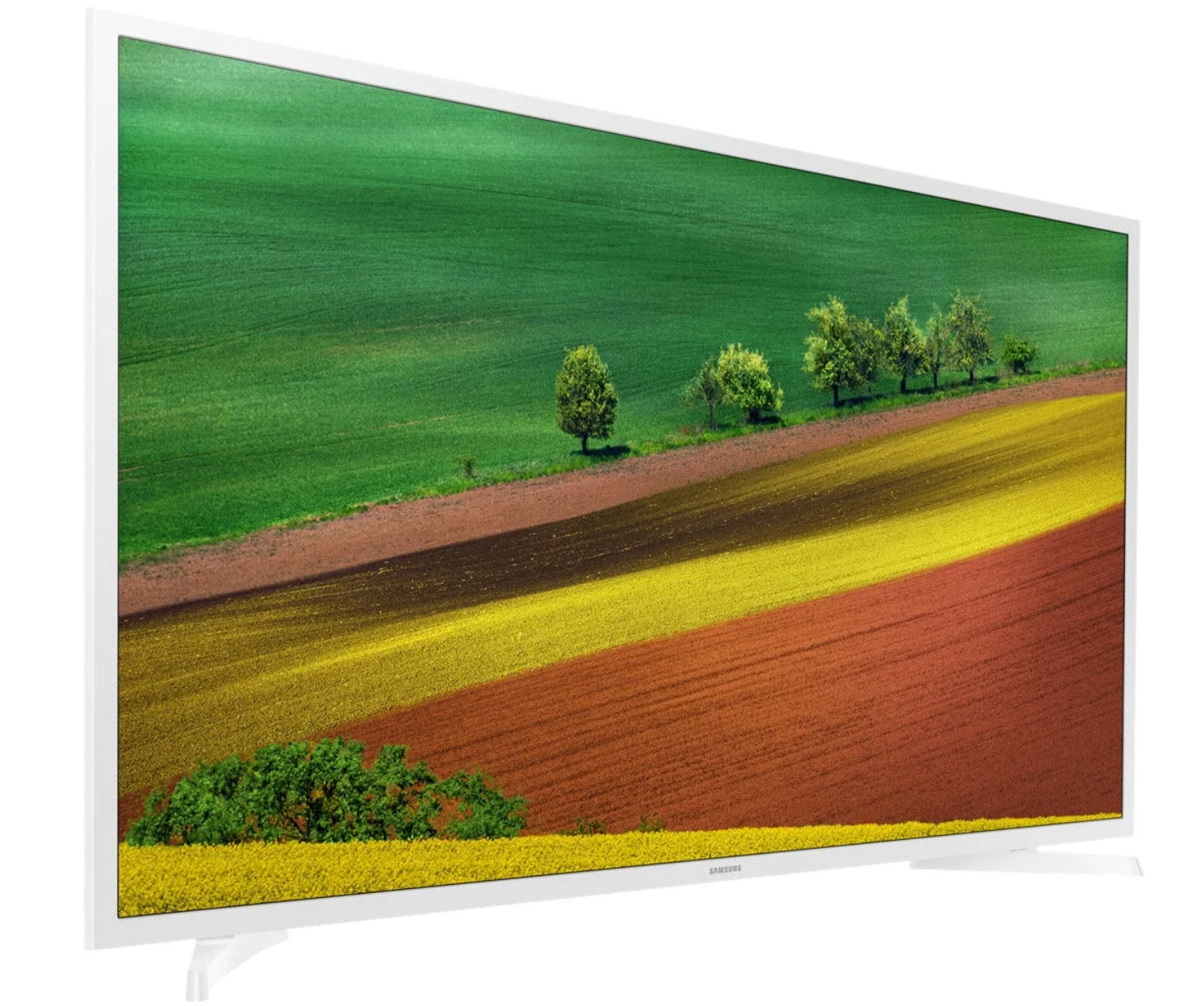 Телевизор Samsung UE32N4010AU 32″ (2018), белый