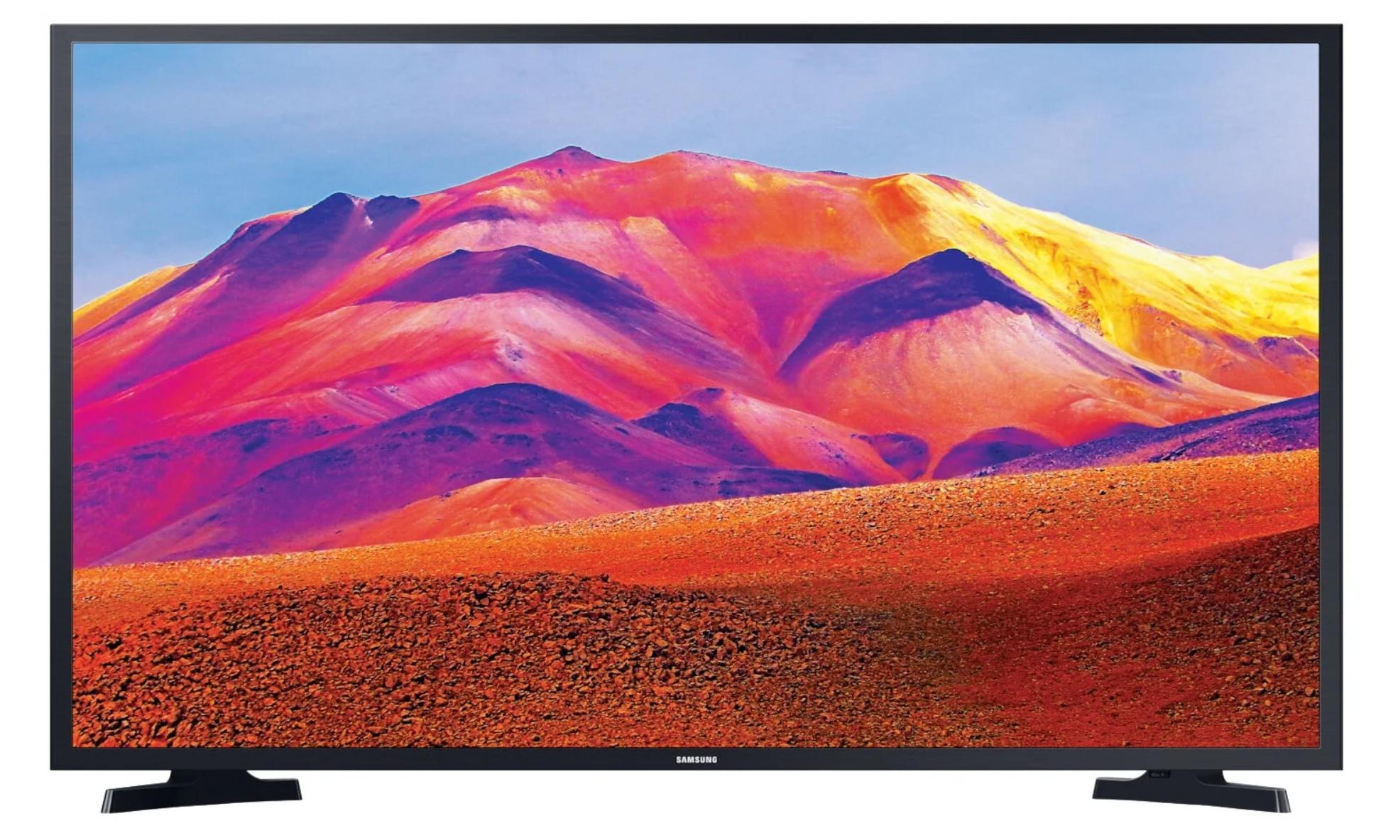 Телевизор Samsung UE43T5300AU 43″ (2020), черный