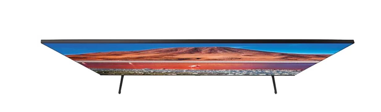 Телевизор Samsung UE50TU7100U 50″ (2020), серый титан