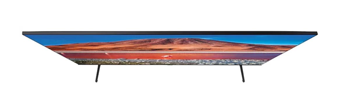 Телевизор Samsung UE55TU7100U 55″ (2020), серый титан